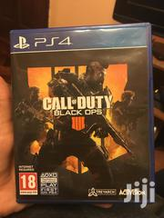 Call Of Duty Black Ops 4   Video Games for sale in Nairobi, Parklands/Highridge