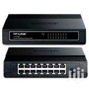 Tp-Link 16-Port 10/100mbps Desktop Switch - Black | Networking Products for sale in Nairobi, Nairobi Central