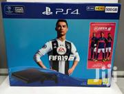 Ps4 Slim 500GB + Fifa19 | Video Game Consoles for sale in Mombasa, Majengo