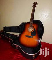 Yamaha F310 Acoustic Guitar & Hard Vintage Case   Musical Instruments for sale in Nairobi, Nairobi Central
