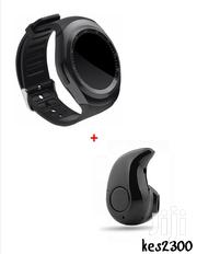 Y1 Smart Watch Bluetooth Earbud | Watches for sale in Nairobi, Nairobi Central