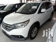 Honda CR-V 2012 White | Cars for sale in Mombasa, Tononoka