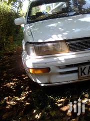 Toyota Corolla 1997 2.0 D Hatchback White | Cars for sale in Kisii, Bokimonge