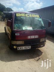 Nissan Caravan 1999 Red | Buses for sale in Mombasa, Shanzu