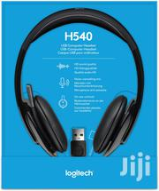 Logitech H540 USB Computer Headset With Noise Cancelling Mic | Computer Accessories  for sale in Nairobi, Nairobi Central