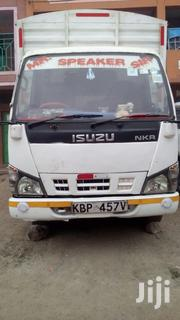 Isuzu NKR 2011 White | Trucks & Trailers for sale in Nairobi, Komarock