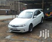 Subaru Impreza 2010 White | Cars for sale in Nairobi, Ngara