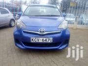 New Toyota Ractis 2012 Blue | Cars for sale in Kiambu, Township C
