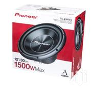 PIONEER TS-A300D4 Double Coil 1500 Watts Car Stereo Subwoofer | Audio & Music Equipment for sale in Nairobi, Nairobi Central