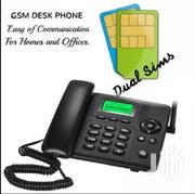 Topsonic S100 Fixed Wireless Landline GSM Deskphone | Home Accessories for sale in Nairobi, Nairobi Central