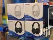 Ps4 Coloured Headset Gold Wireless   Video Game Consoles for sale in Nairobi, Nairobi Central