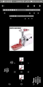 Electric and Domestic Meat Mincer | Kitchen Appliances for sale in Nairobi, Nairobi Central