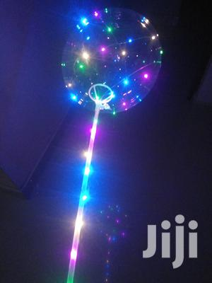 Luminous LED Lighted Up Balloons FOR CHRISTMAS DECORATION