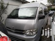 New Toyota HiAce 2012 Silver | Buses & Microbuses for sale in Nairobi, Parklands/Highridge