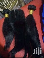 """12"""" +14"""" Straight Bundles With 12"""" Closure. 