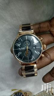 Gold and Black O-Tek Watch   Watches for sale in Nairobi, Nairobi Central