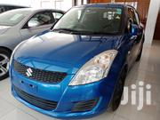 Suzuki Swift 2012 1.4 Blue | Cars for sale in Mombasa, Shimanzi/Ganjoni