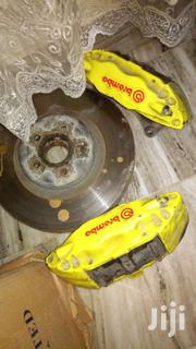 Subaru STI Brembo Caliper And Disks | Vehicle Parts & Accessories for sale in Mombasa, Mkomani
