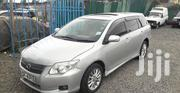 Toyota Fielder 2009 Silver | Cars for sale in Laikipia, Rumuruti Township