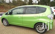 Honda Fit 2012 Green | Cars for sale in Kiambu, Township E