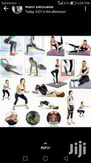 Fitness Yoga Resistance Bands | Sports Equipment for sale in Nairobi, Nairobi Central