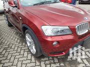 BMW X3 2012 Red | Cars for sale in Mombasa, Shimanzi/Ganjoni