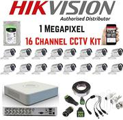 Hikvision Camera 16-Channel DVR, 1TB HDD | Photo & Video Cameras for sale in Nairobi, Nairobi Central