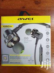 Awei X660BL Quad-core Necked Magnetic Bluetooth Earphone | Accessories for Mobile Phones & Tablets for sale in Nairobi, Nairobi Central
