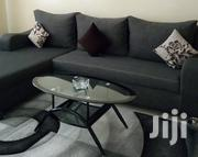 L Sofaset Plus Coffee Table And Carpet | Furniture for sale in Mombasa, Bamburi