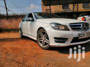 New Mercedes Benz C200 2013 White | Cars for sale in Nairobi, Ngara