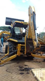 Backhoe Loaders Tractor 2014 Yellow | Heavy Equipment for sale in Nairobi, Kilimani