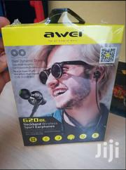 Awei G20BL Sports Bluetooth Earphone Magnetic Adsorption Earbuds | Headphones for sale in Nairobi, Nairobi Central