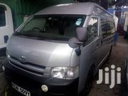 Toyota HiAce 2011 Gray | Buses for sale in Nairobi, Parklands/Highridge