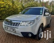 Subaru Forester 2011 2.0D X White | Cars for sale in Nairobi, Nairobi Central
