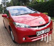 Toyota Wish 2010 Red | Cars for sale in Nairobi, Nairobi Central