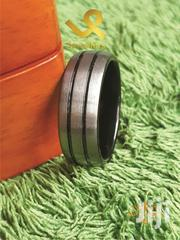 Black Domed With Grooves Tungsten Carbide Groom Wedding Band Ring | Jewelry for sale in Nairobi, Nairobi Central