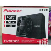 Pioneer Boxed Deep Bass Woofer TS-WX306B Woofer 1300 Watts New In Shop | Vehicle Parts & Accessories for sale in Nairobi, Nairobi Central