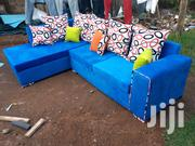Blue Couch Brand New | Furniture for sale in Uasin Gishu, Kimumu
