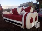 White And Red Couch, Best Design | Furniture for sale in Uasin Gishu, Kimumu