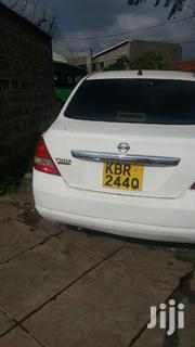Nissan Tiida 2004 White | Cars for sale in Nairobi, Landimawe
