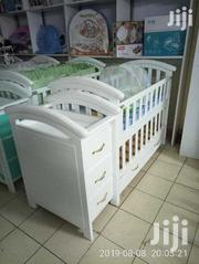 Baby Cot With Chest Drawer | Children's Furniture for sale in Nairobi, Parklands/Highridge