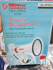 Rechargeable Megaphone | Audio & Music Equipment for sale in Nairobi, Nairobi Central