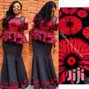 Kitenge Mix Skirt Suits | Clothing for sale in Nairobi, Eastleigh North