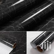Black Marble Contact Paper | Home Accessories for sale in Nairobi, Nairobi Central