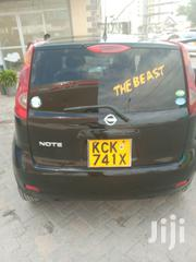 Nissan Note 2009 1.4 Black | Cars for sale in Mombasa, Shanzu