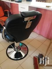 Barber Chair Barely Used For 2 Months | Furniture for sale in Kiambu, Kabete