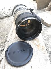 Used Sigma Lenses | Cameras, Video Cameras & Accessories for sale in Nairobi, Roysambu