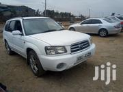 Subaru Forester 2003 Automatic White | Cars for sale in Nairobi, Umoja II