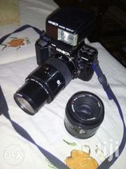 Vintage Minolta SLR 35mm Camera | Cameras, Video Cameras & Accessories for sale in Nairobi, Pangani