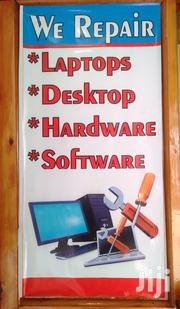Laptop Repairs And Services; Software And Hardware | Repair Services for sale in Mombasa, Mji Wa Kale/Makadara
